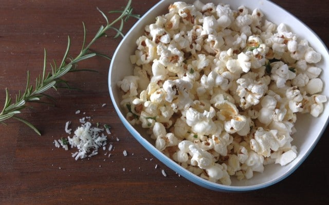 My happy kids: verse popcorn maken
