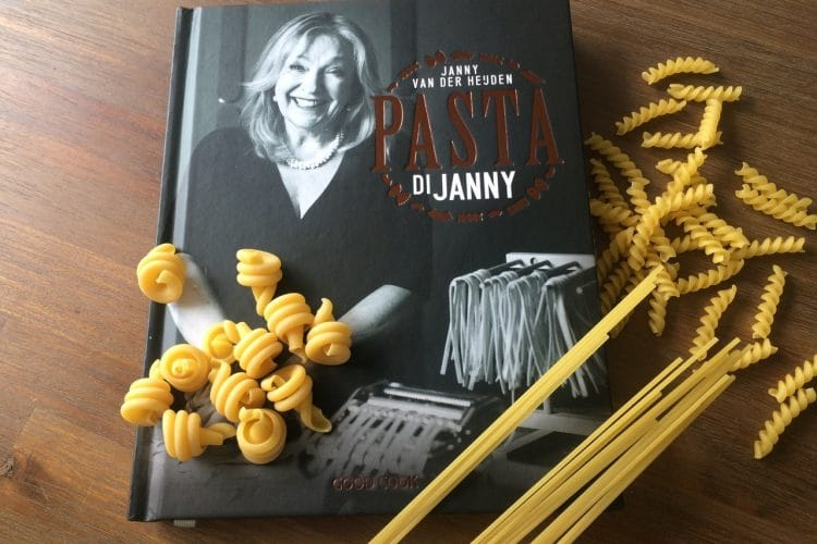 My happy kitchen leest: pasta di Janny