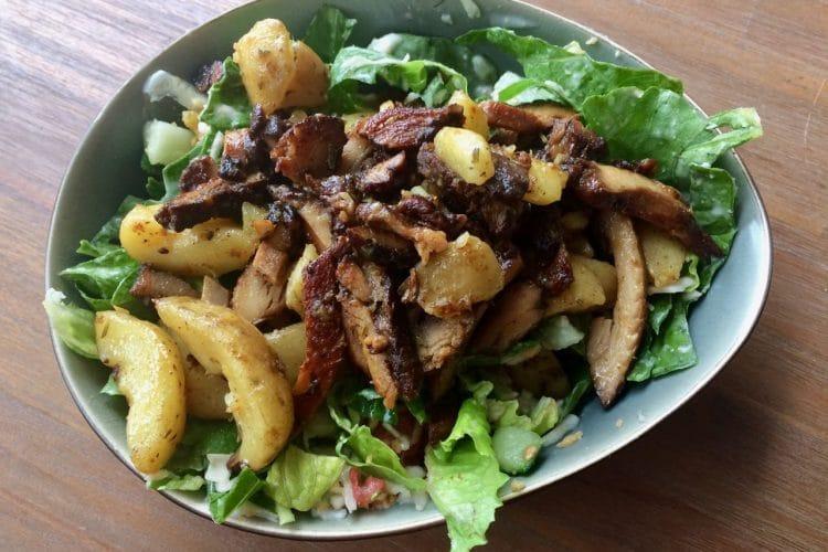 Eet meer groente met AH warme maaltijdsalades