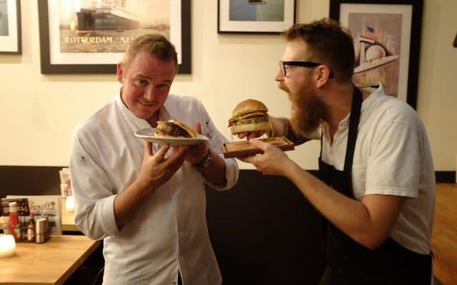 Ellis Gourmet Burger Battle!