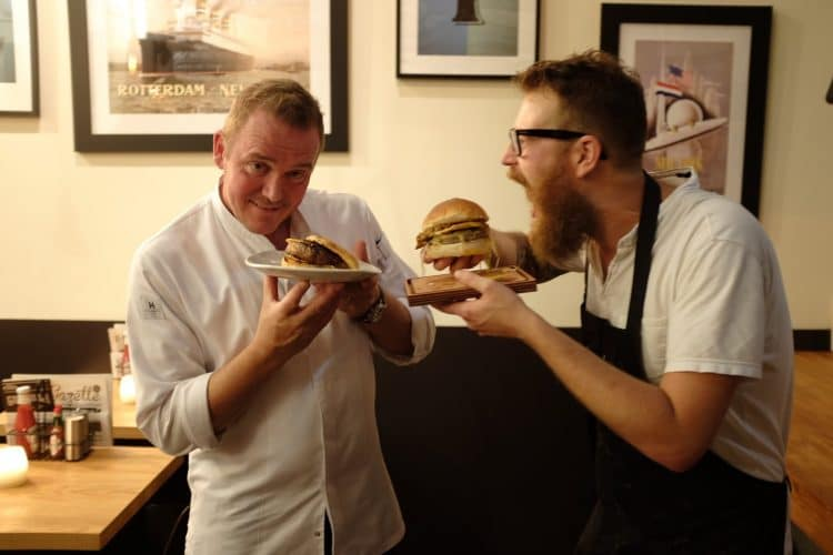 Ellis Gourmet Burger Battle!