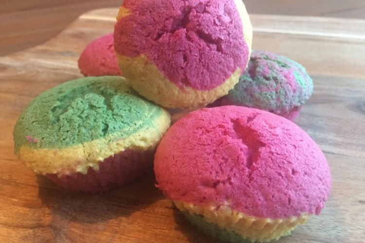 My happy kids: review Fred & Ed kleurenpret cakejes