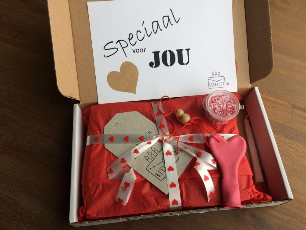 Valentijnskeek van Keekpost