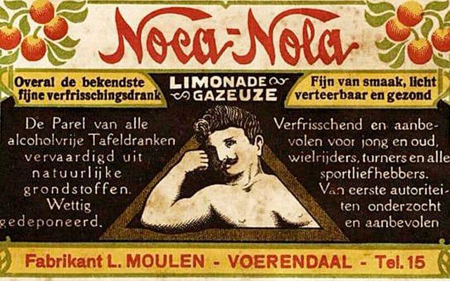 Noca-Nola of de geschiedenis van Coca-Cola in Nederland
