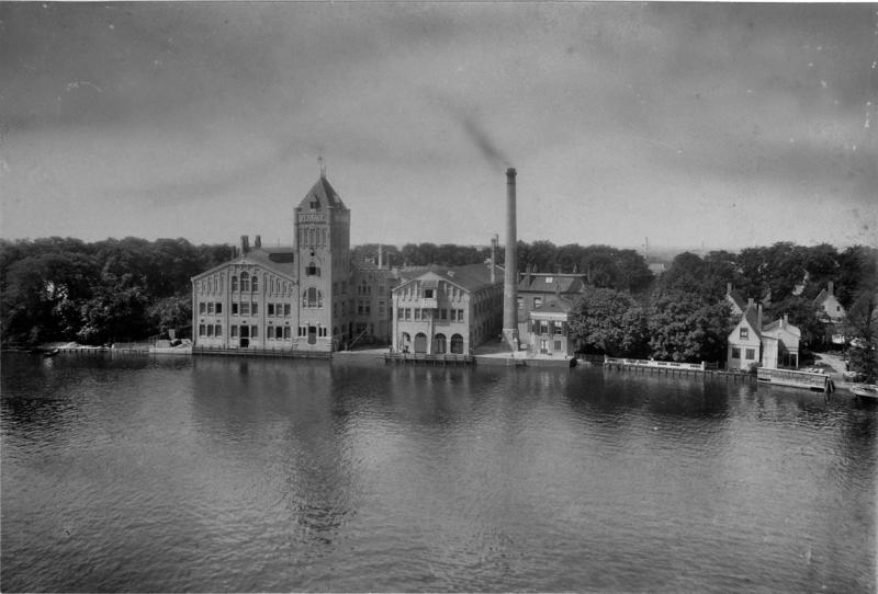 Fabriek De Ruyter