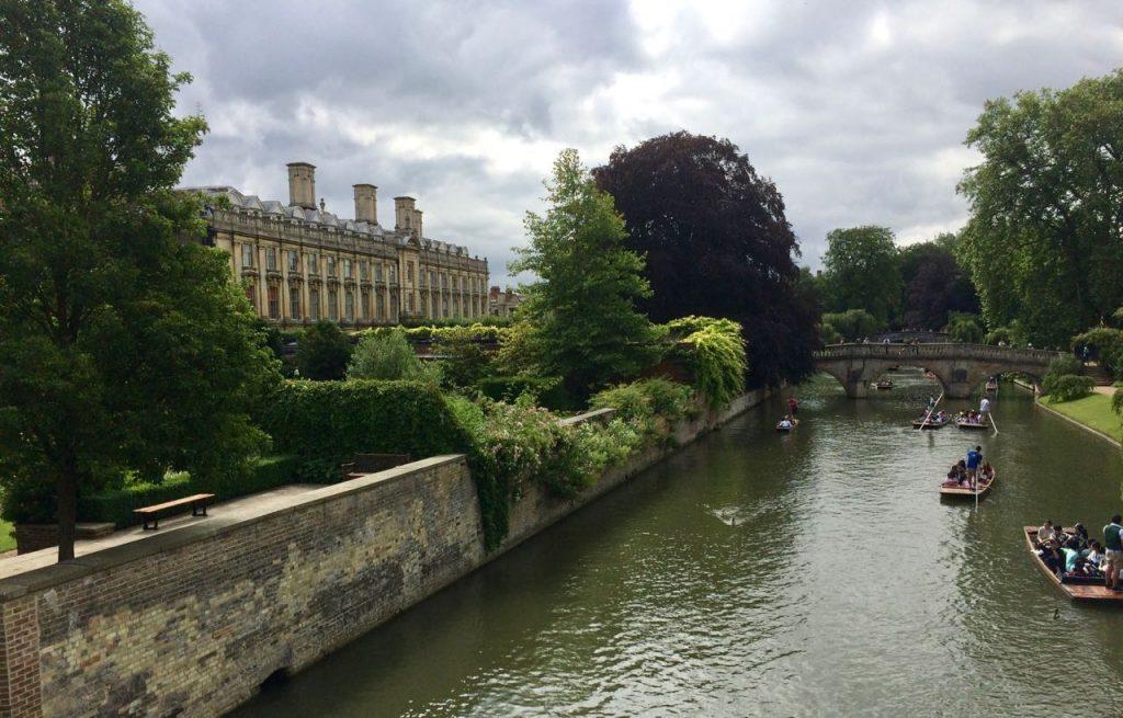 Highlights van Zuid-Engeland: Cambridge