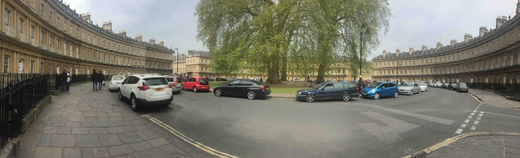 Highlights van Zuid-Engeland: Bath