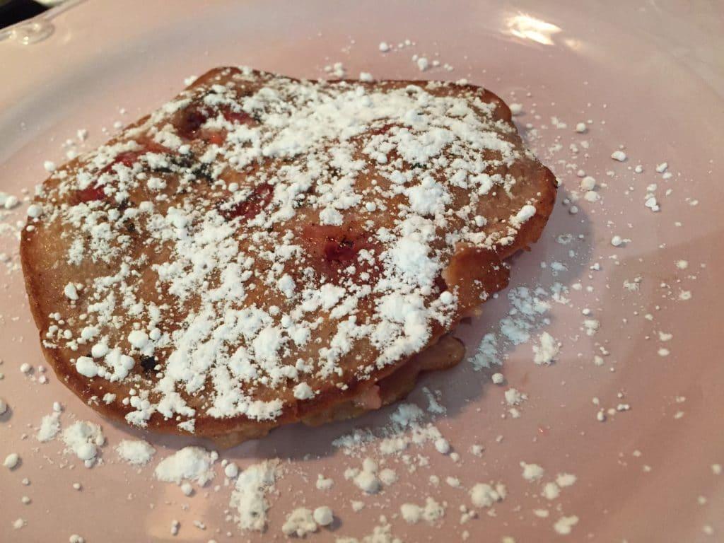 smoothie pannenkoekjes met DREAM haverdrank