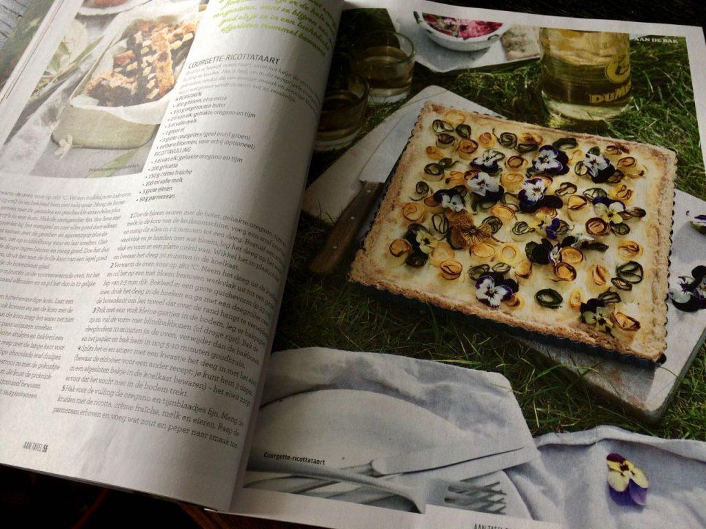 Jamie magazine taart
