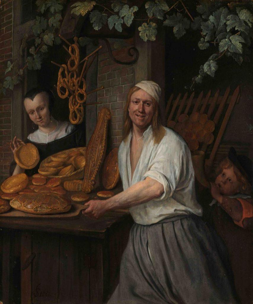 Bio10daagse, kunst(mest) in het Rijksmuseum