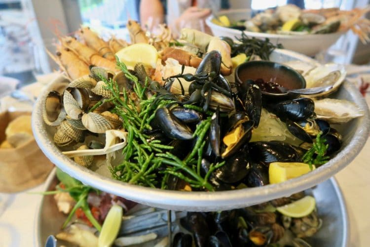Verleng de zomer: Fruits de Mer festijn The Park