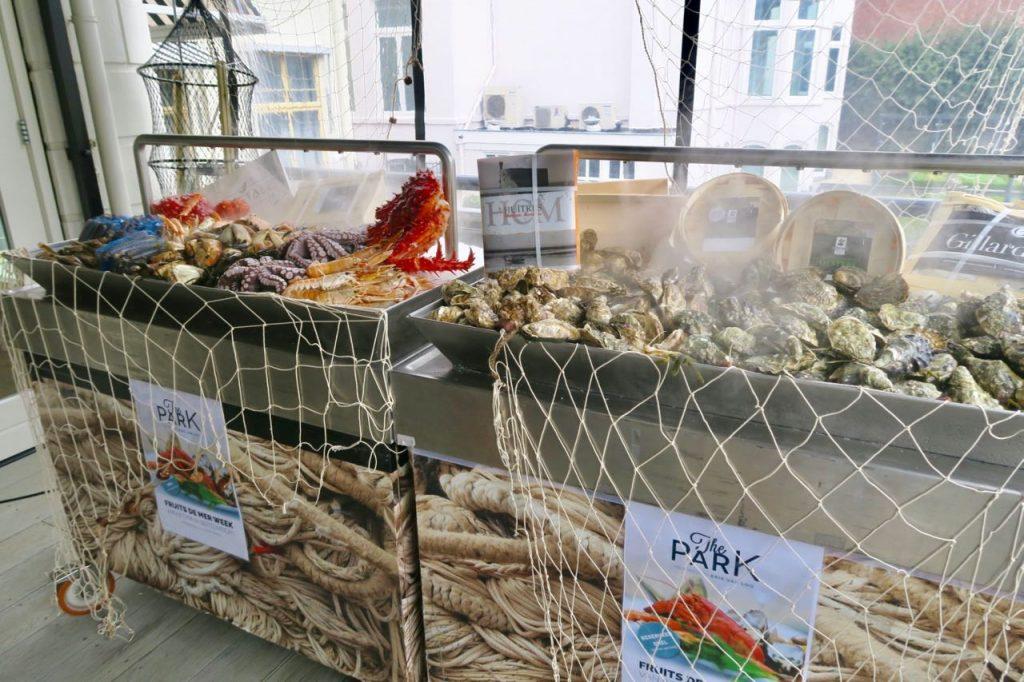 Fruits de Mer festijn