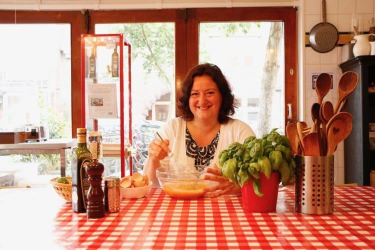 Women in foodbusiness: La Cucina del Sole