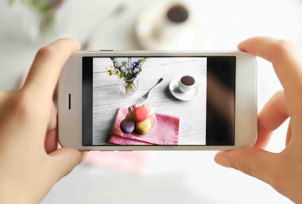 bloggers essentials: telefoon