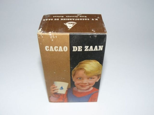 cacao de zaan - culinaire geschiedenis van zaanstad