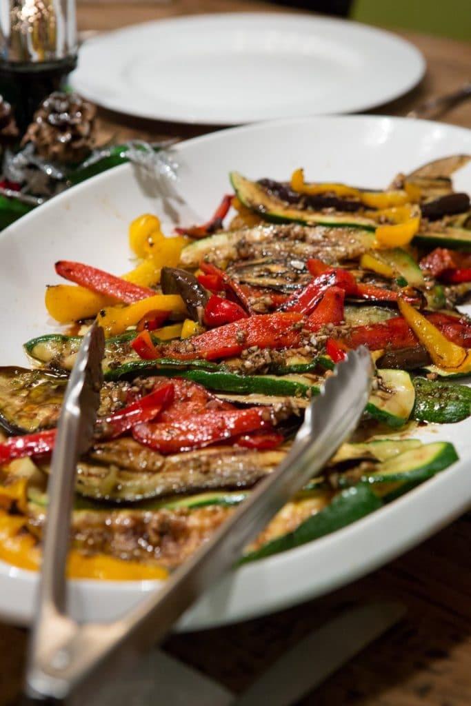 la cucina del sole - groente