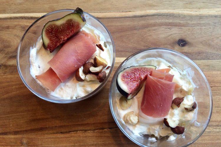 Food-sherry pairing: Oloroso sherry & hartige cheesecake met vijgen