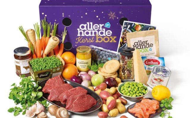 Maak het jezelf makkelijk met een kerstmaaltijdbox