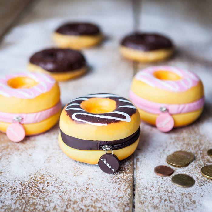 cadeautips voor foodies: donut portemonnee