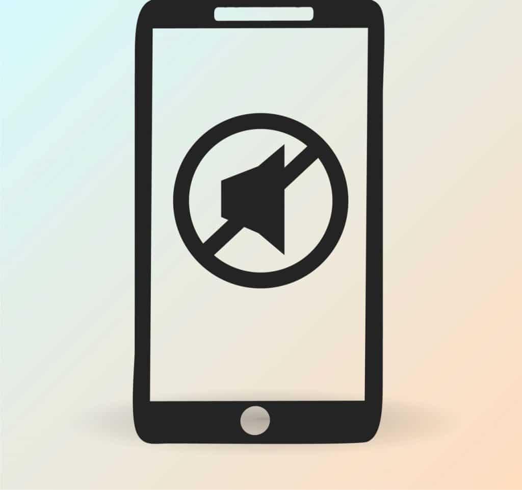 tips om effcient te werken - telefoon stil