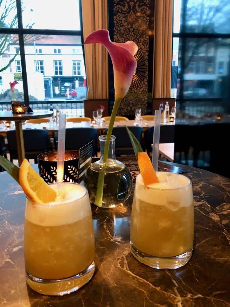 Restaurant Pearl - cocktail