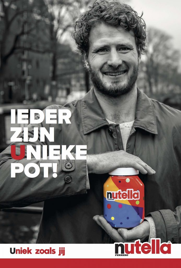 Nutella limited edition