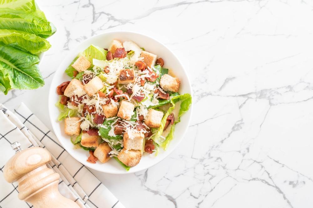 Geschiedenis van beroemde gerechten: caesar salad