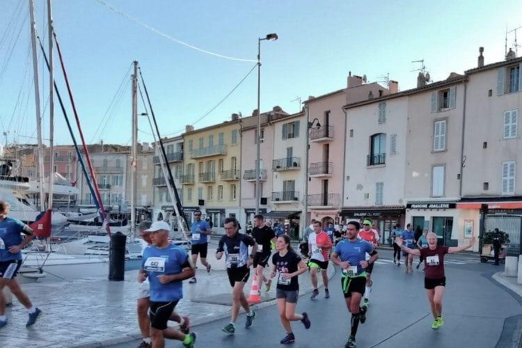 Saint Tropez Classic loop + recept Tarte Tropézienne