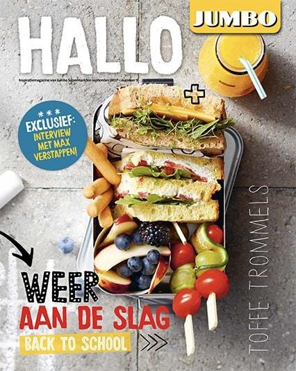 Supermarktbladen: Hallo Jumbo