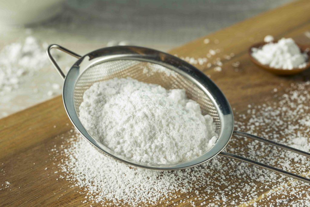 Alles over suiker: poedersuiker