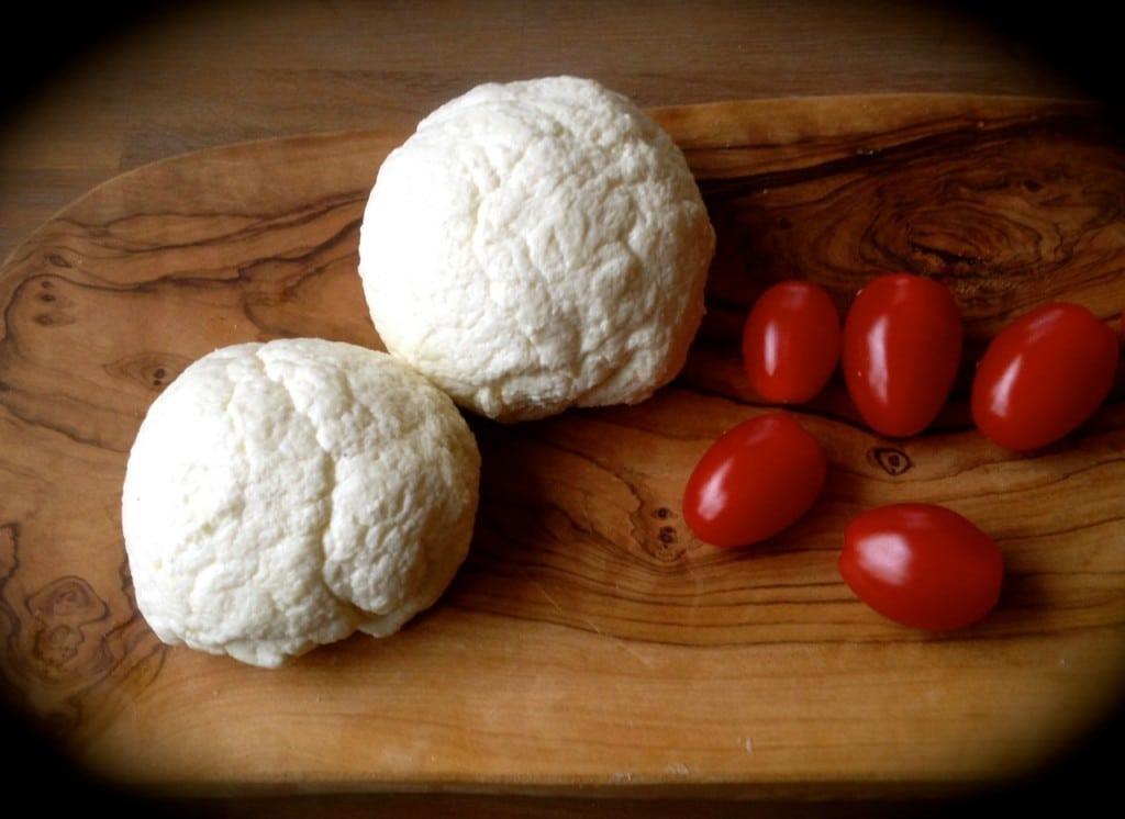My happy kitchen test: Boska kaasmaakset mozzarella