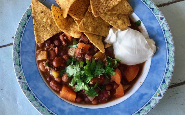 chili con carne hudson style