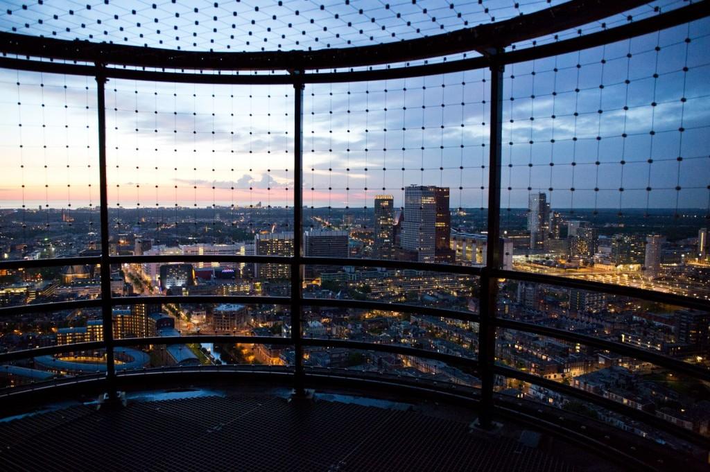 Bijzondere restaurants op grote hoogte: The Penthouse