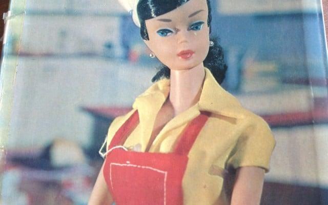 Bakken en braden met Barbie
