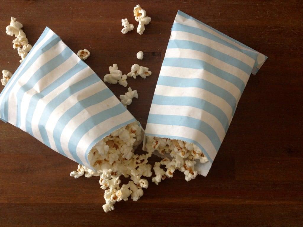 Verse popcorn maken
