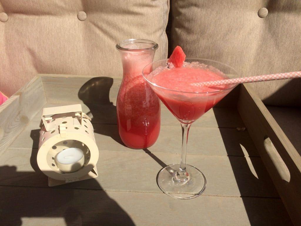 lekkerste zomerdrankjes: Watermeloen limonade