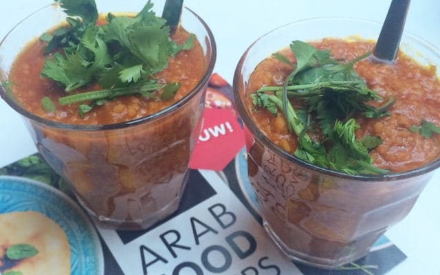 Introductie Arab Food Lovers