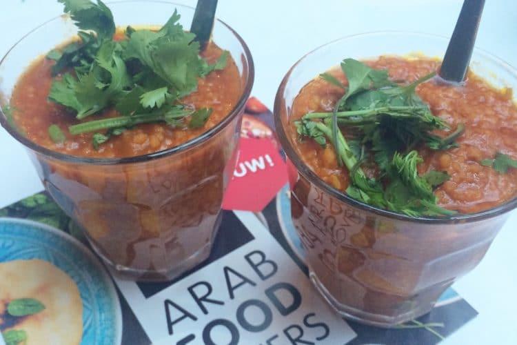 Introductie Arab Food Lovers