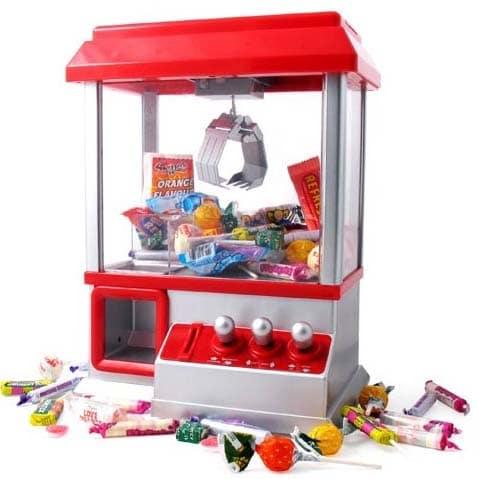 Candy Grabber- snoep verstandig!
