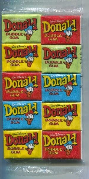 Nostalgisch snoepgoed - kauw