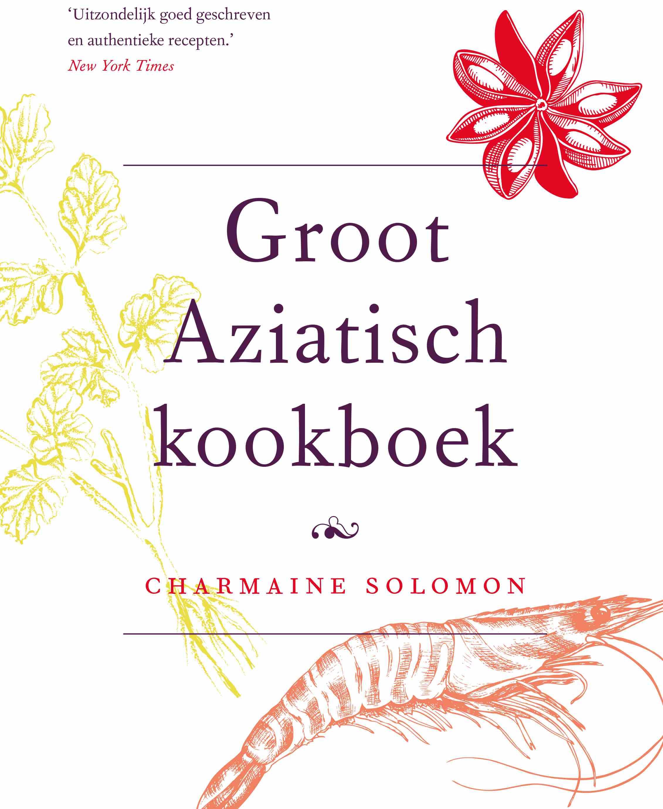 Groot Aziatisch kookboek