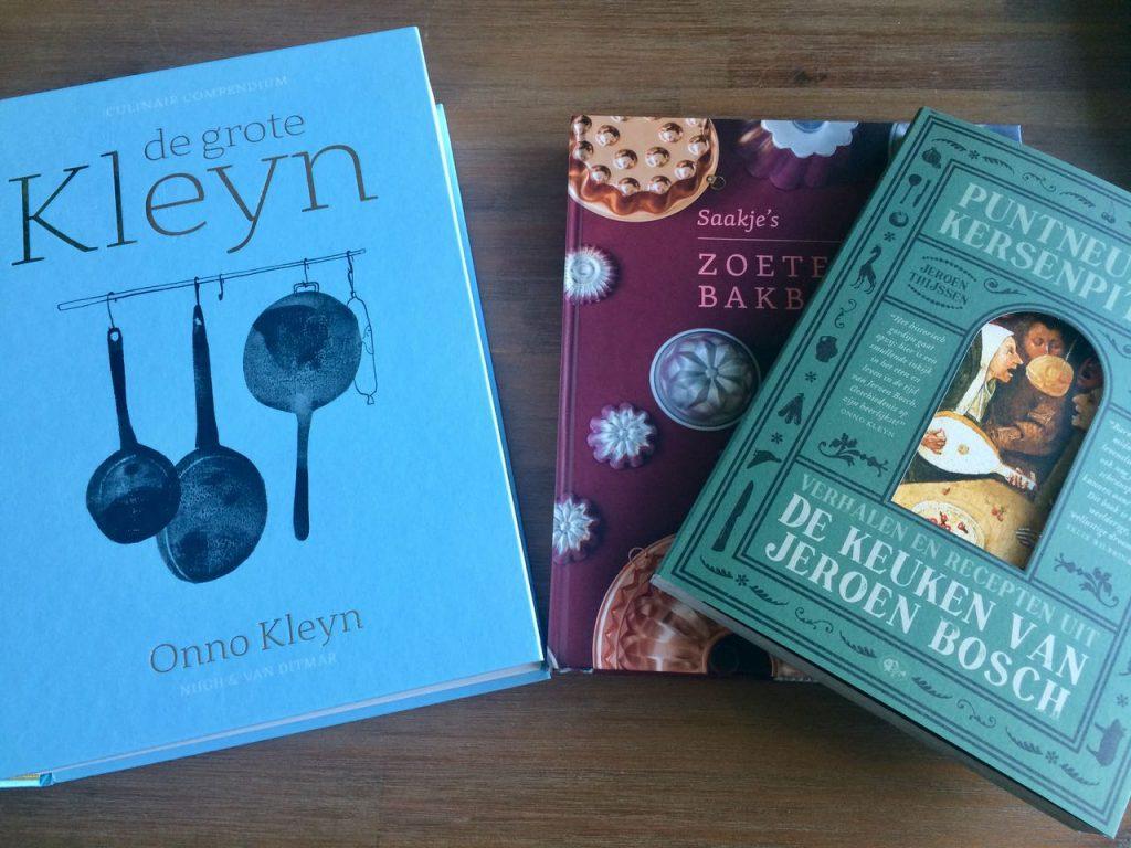 Foodpost kookboeken