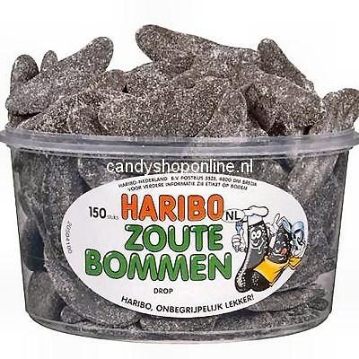 zoute bommen