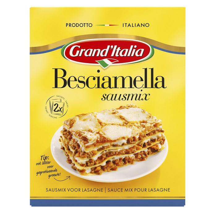 besciamella-sausmix