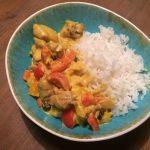 Zonder pakjes en zakjes: Chicken tonight kerrie ananas