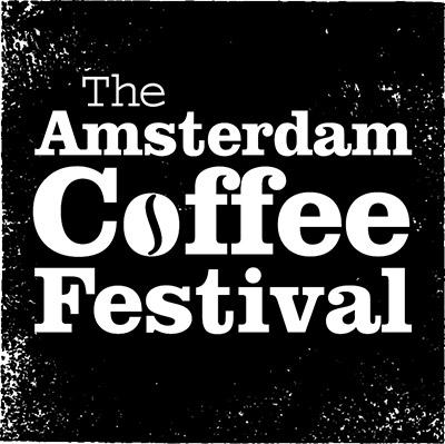 logo Amsterdam coffee festival