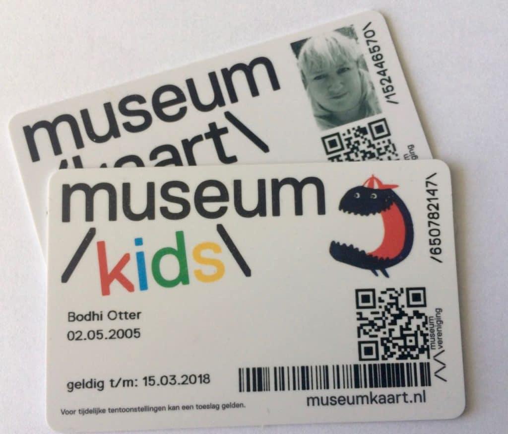 voordelen van een museumkaart
