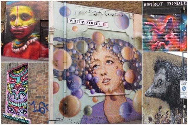 London mrt 20172 graffiti