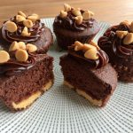Reese's peanutbutter cupcakes