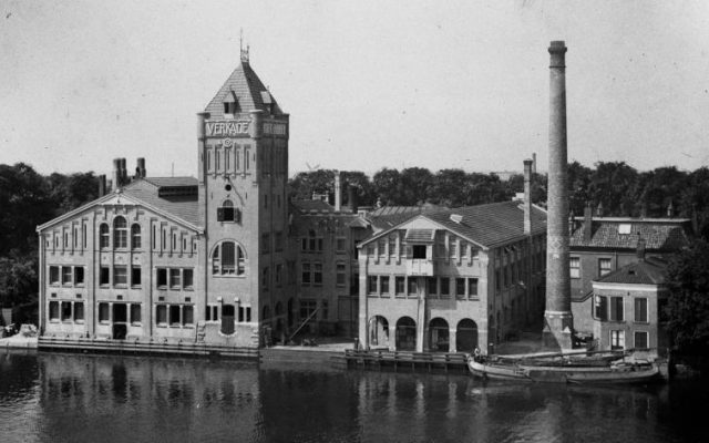 Oude Verkade fabriek
